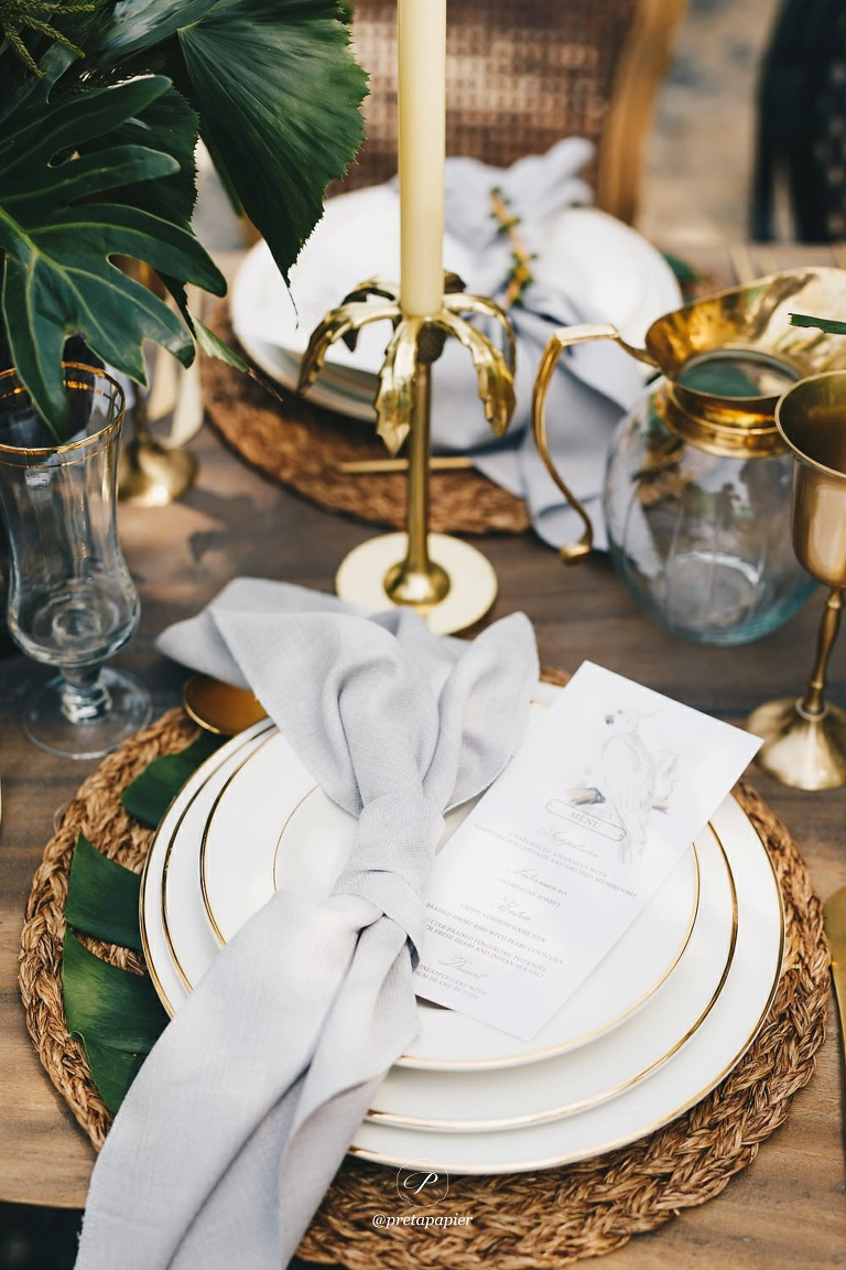 Top wedding stationery trends for 2018 – In the Press » Pret a ...